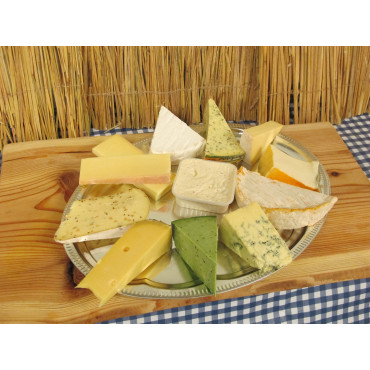 Osteanretning - kun ost